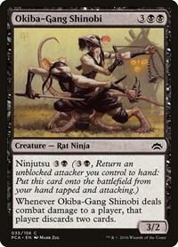 Okiba-Gang Shinobi, Magic, Planechase Anthology