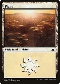 Plains (132), Magic: The Gathering, Planechase Anthology