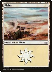 Plains (134), Magic: The Gathering, Planechase Anthology