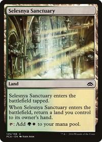 Selesnya Sanctuary, Magic: The Gathering, Planechase Anthology