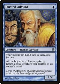 Trusted Advisor, Magic: The Gathering, Saviors of Kamigawa