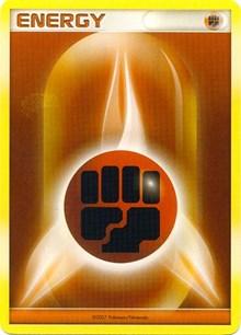 Fighting Energy (2007-2008 League Promo), Pokemon, League & Championship Cards