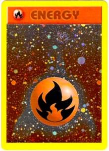 Fire Energy (WotC 2002 League Promo), Pokemon, League & Championship Cards