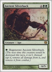 Ancient Silverback, Magic: The Gathering, 9th Edition