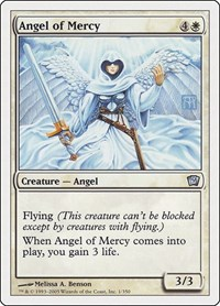 Angel of Mercy, Magic: The Gathering, 9th Edition