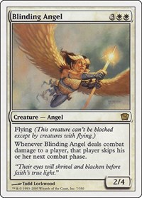 Blinding Angel, Magic: The Gathering, 9th Edition