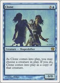 Clone, Magic, 9th Edition