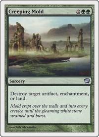 Creeping Mold, Magic: The Gathering, 9th Edition