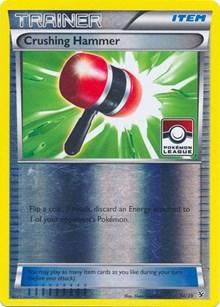 Crushing Hammer - 34/39 (League Promo), Pokemon, League & Championship Cards