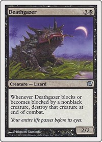 Deathgazer, Magic: The Gathering, 9th Edition