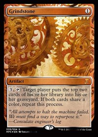 Grindstone, Magic: The Gathering, Masterpiece Series: Kaladesh Inventions