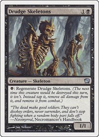 Drudge Skeletons, Magic: The Gathering, 9th Edition