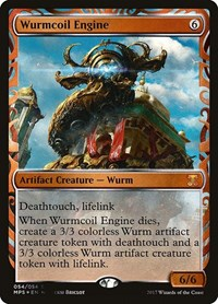 Wurmcoil Engine, Magic, Masterpiece Series: Kaladesh Inventions