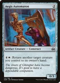 Aegis Automaton, Magic: The Gathering, Aether Revolt