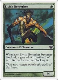Elvish Berserker, Magic: The Gathering, 9th Edition