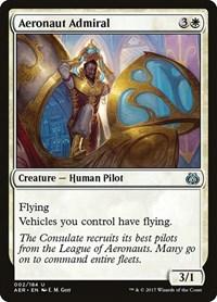 Aeronaut Admiral, Magic: The Gathering, Aether Revolt