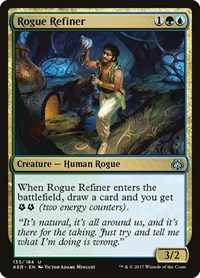 Rogue Refiner, Magic, Aether Revolt