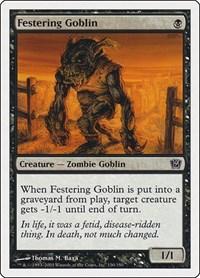 Festering Goblin, Magic: The Gathering, 9th Edition