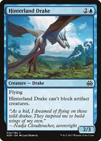 Hinterland Drake, Magic: The Gathering, Aether Revolt