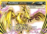 Mandibuzz BREAK, Pokemon, XY Promos
