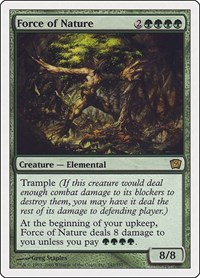 Force of Nature, Magic: The Gathering, 9th Edition