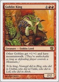 Goblin King, Magic: The Gathering, 9th Edition