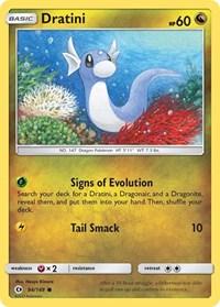 Dratini, Pokemon, SM Base Set