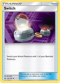 Switch, Pokemon, SM Base Set