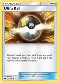 Ultra Ball, Pokemon, SM Base Set