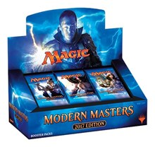 Modern Masters 2017 - Booster Box, Magic, Modern Masters 2017