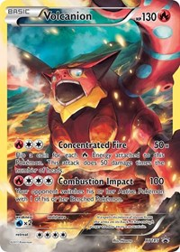 Volcanion - XY185, Pokemon, XY Promos