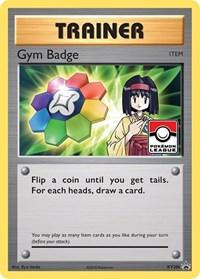 Gym Badge (Erika), Pokemon, XY Promos
