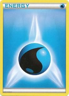 Water Energy (2013 Unnumbered), Pokemon, Deck Exclusives