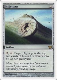 Millstone, Magic, 9th Edition