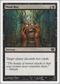 Mind Rot, Magic: The Gathering, 9th Edition
