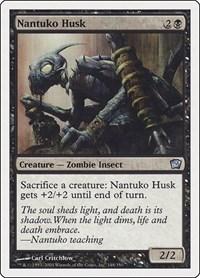 Nantuko Husk, Magic, 9th Edition