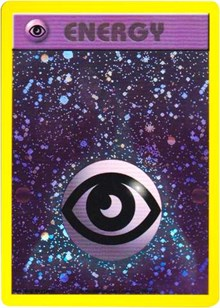 Psychic Energy (WotC 2002 League Promo), Pokemon, League & Championship Cards