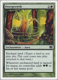 Overgrowth (Foil)