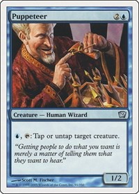 Puppeteer, Magic: The Gathering, 9th Edition