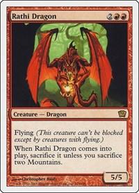 Rathi Dragon (Foil)