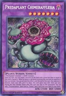 Predaplant Chimerafflesia, YuGiOh, Fusion Enforcers