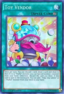 Toy Vendor, YuGiOh, Fusion Enforcers