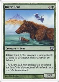 River Bear (Foil)