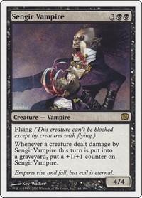 Sengir Vampire, Magic: The Gathering, 9th Edition