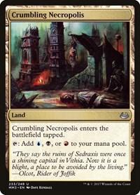 Crumbling Necropolis, Magic: The Gathering, Modern Masters 2017