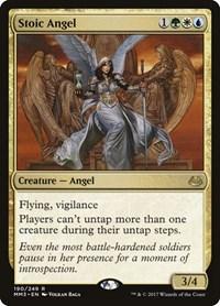 Stoic Angel, Magic, Modern Masters 2017