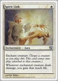 Spirit Link, Magic: The Gathering, 9th Edition