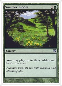 Summer Bloom (Foil)