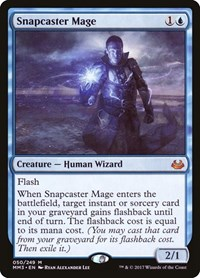Snapcaster Mage, Magic: The Gathering, Modern Masters 2017