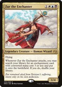 Zur the Enchanter, Magic: The Gathering, Modern Masters 2017